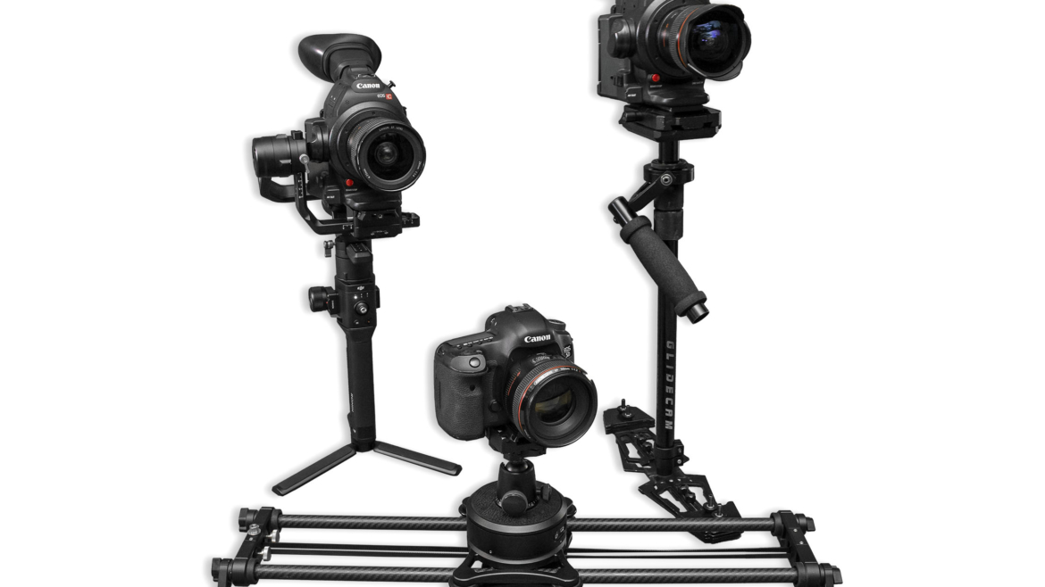 Camera Stabilizers and Slider